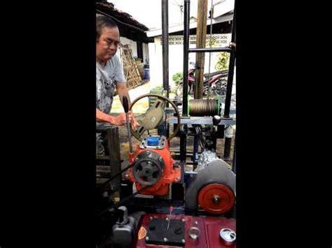 Mesin Bor Sumur Otomatis mesin sumur bor rotary