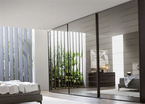 Sliding Glass Mirrored Closet Doors Sliding Closet Mirror Doors Lowes Home Design Ideas