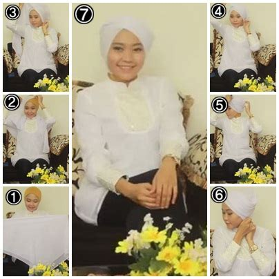 tutorial shalat idul adha tutorial hijab untuk silaturahmi idul fitri 2014 3