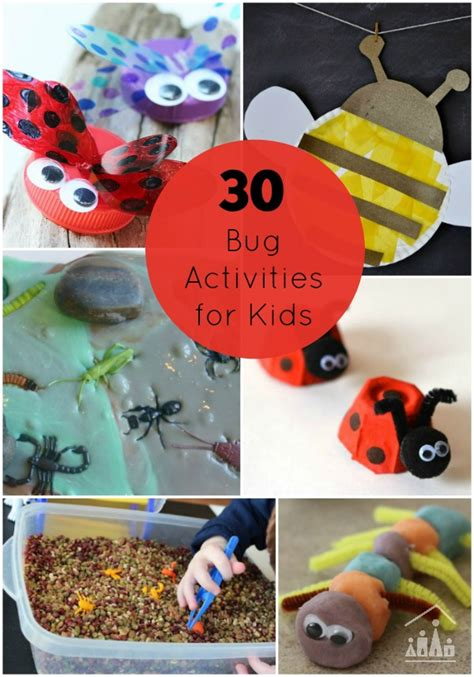 craft activities for crafts for who are learning about insects