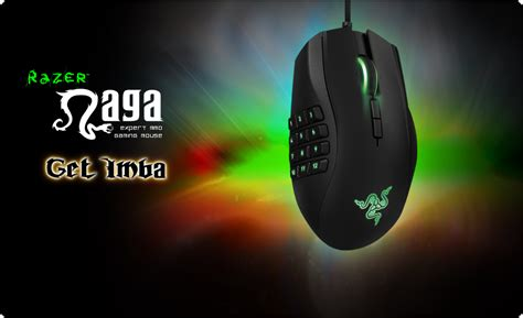 Razer Naga Hex Green Edition 5600dpi Mmo Macro Gaming Mouse razer naga gaming mouse ergonomic mmo gaming mouse
