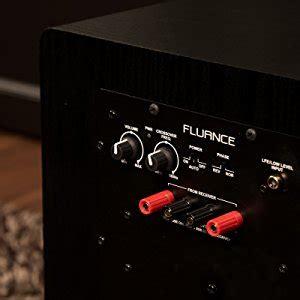amazoncom fluance db    frequency powered