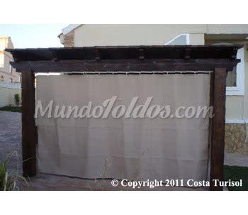 cortinas lona para exterior cortina de lona para exterior