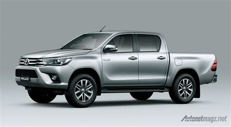 Toyota Hilux Silver Toyota Hilux 2015 Silver