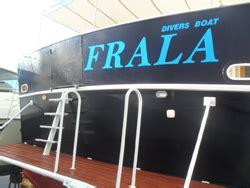 banco di sicilia motorizzazione imbarcazione attrezzata con equipaggio esperto per diving