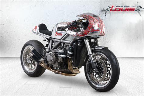 Louis Motorrad Umbau by Honda Vfr 1200f Lemmy Louis Spezial Umbau Louis