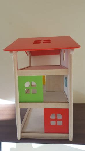 pintoy dolls house furniture pintoy wooden dolls house including pintoy dolls furniture for sale in carrickmines