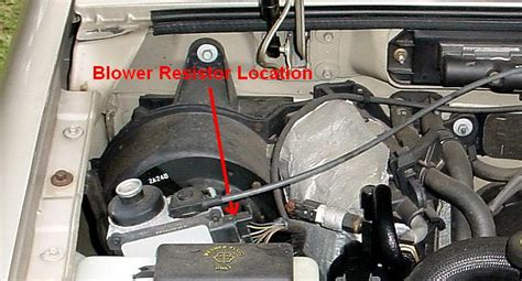 ford blower motor resistor location sport trac blower motor resistor location ford truck enthusiasts forums