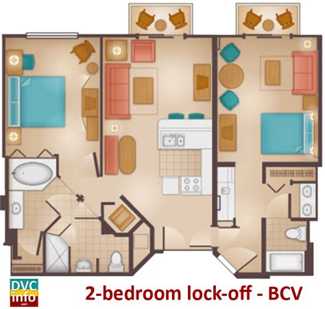 disney vacation club floor plans disney s beach club villas dvcinfo