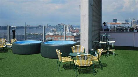 Top Bars In York by Rooftop Bar Standard Hotel New York Best Roof 2017
