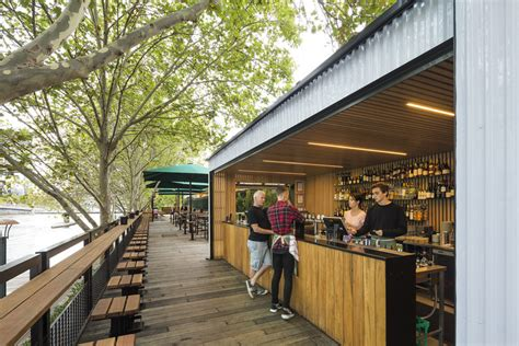 food court exterior design arbory bar eatery jackson clements burrows archdaily