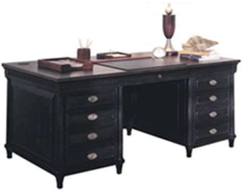 black desk office black office desk from refurbished office furniture