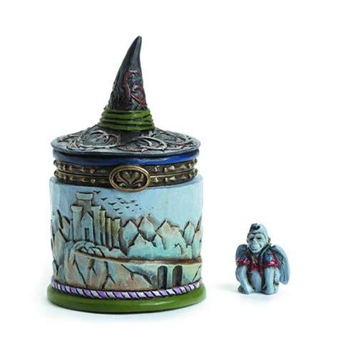 wizard of oz home decor wizard of oz witch hat treasure box enesco wizard of