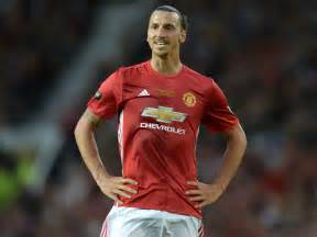 Zlatan Ibrahimovic Bournemouth Vs Manchester United Team News Zlatan