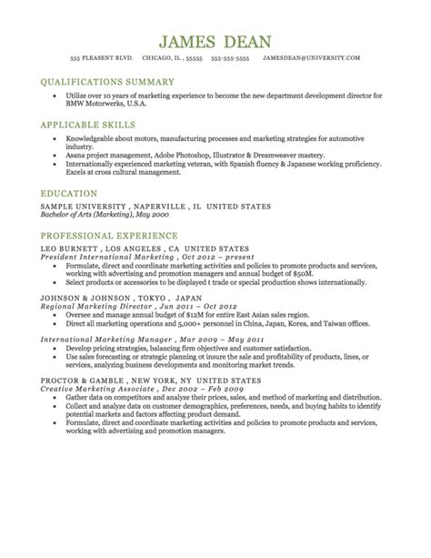 functional resume formats resume format the functional resume models picture