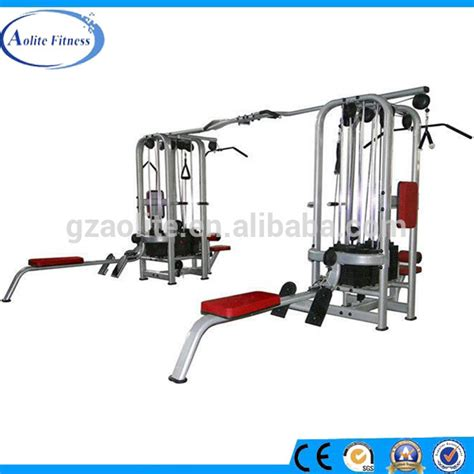 fitness equipment multi 8 station home equipment