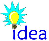 idea pictures or a hypothesis clipart panda free clipart images