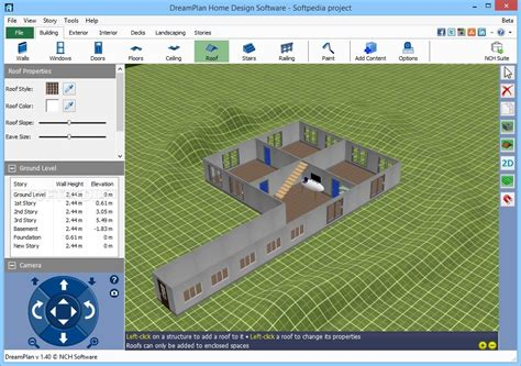 home blueprint software drelan home design software