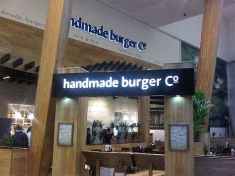 Handmade Burger Co Glasgow - handmade burger co glasgow unit 33 silverburn shopping
