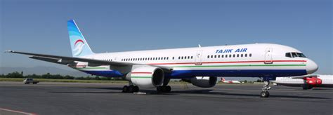 tajik air adds maiden widebody jet ch aviation