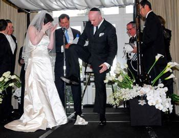 Seven Wedding Blessings Reform by Breaking Of The Glass Reform Wedding Rabbi