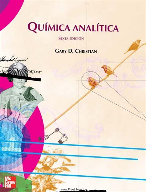 libro vogel quimica analitica pdf libro quimica 237 tica 1