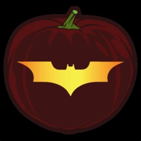 printable pumpkin stencils batman pop culture pumpkin printables halloween costumes blog