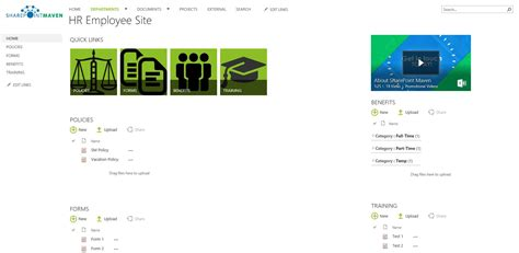 it helpdesk intranet sharepoint online sharepoint intranet exles sharepoint maven