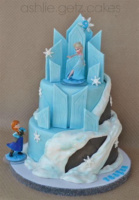 disneys frozen cake cakecentralcom
