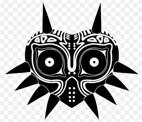 majora s mask tattoo majora s mask tattoos ideas masking