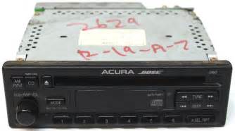 1997 1998 1999 acura cl factory premium sound cd player