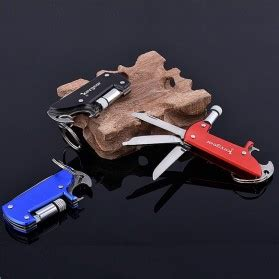 Folding Outdoor Hammock 180 X 100 Cm Diskon mini d type buckle hanging carabiner keychain edc portable