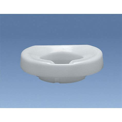 elevated toilet seat elongated ette 174 elevated toilet seat 2 inch raised elongated