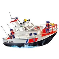 toy coast guard boat limited edition playmobil coast guard boat giveaway