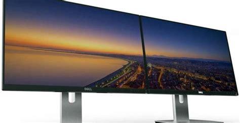 monitor senza cornice da dell il monitor col bordo pi 249 sottile dday it