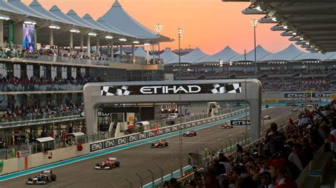 The Abu Dhabi Grand Prix The Adventure Of Racing On Yas 7745 | inside track visitor s guide to the abu dhabi grand prix