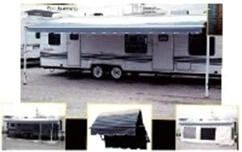 Rv Roll Up Awnings by Screen Room For Rv Roll Up Awning Rv Workshop