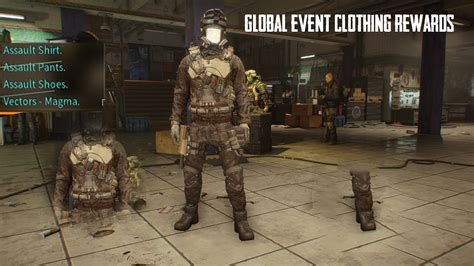 Jaket Hoodie Tom Clancys The Division 2 Roffico Cloth global event 2 assault clothing rewards the division