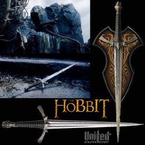 Un Hobbit Définition by The Hobbit Dague De Morgul Officielle Support Bois