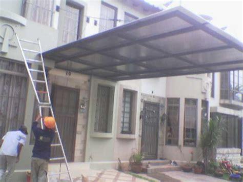 Canopy Minimalis   Bengkel Las Bandung   Pembuatan Pagar