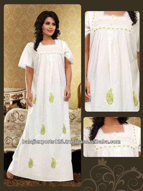 Baju Tidur Pajamas Tsum White New islamic clothing nightgown jams arabic pajamas