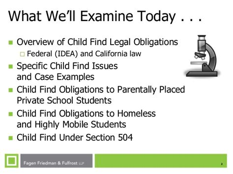 section 504 and private schools ses fall 2014 child find under the microscope