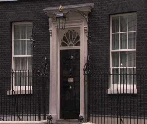 casa primo ministro inglese r 233 sidence downing londres hd stock 317