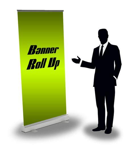 porta banner portabanner roll up de aluminio completo 0 85x2m