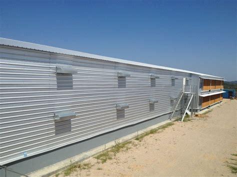 Broiler Shed by Prefabricada De Aves De Corral Cobertizo Para Construir