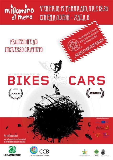 illumino di meno m illumino di meno proiezione gratuita bikes vs cars