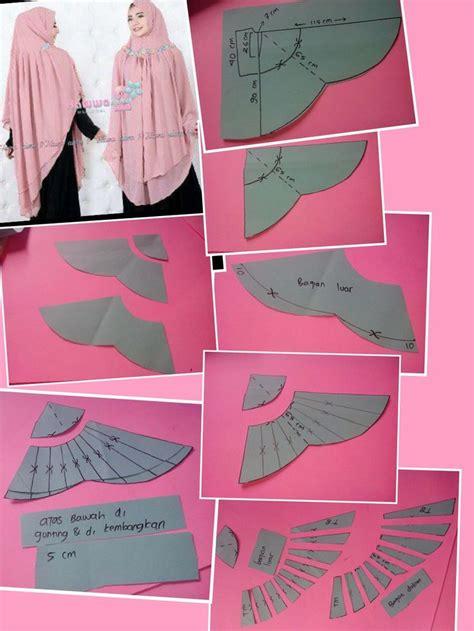 Khimar Tumpuk les 11027 meilleures images du tableau sewing sur