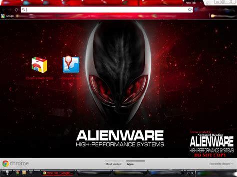 theme alienware google chrome alienware chrome theme themebeta
