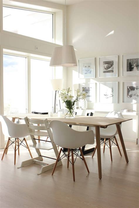 white dining room setzt formelle eames esstisch dogmatise info