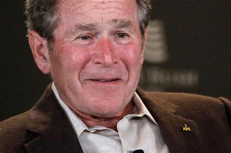 george w bush george w bush ends exile helps republicans raise money the himalayan times
